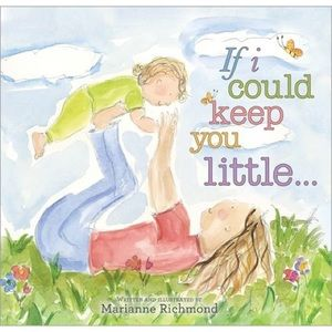 🆕 Children Book: If I Could Keep You Little